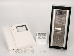 Mr Locks Video Code Entry System